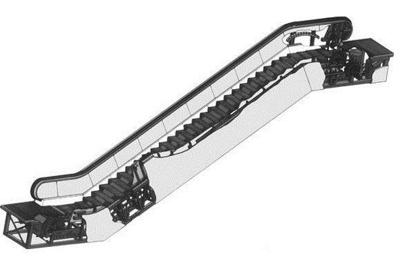 Process Control Engineering: Escalator Module Model PCT 035