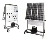 Photovoltaic Solar Energy Demonstrator Model ELTR 024