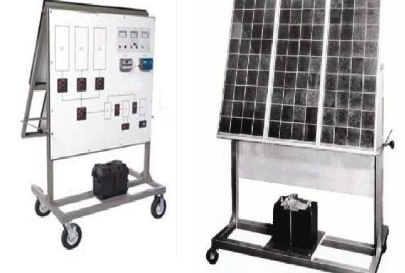 Photovoltaic Solar Energy Demonstrator Model ELTR 024