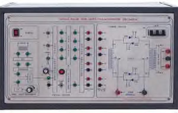 Thyristorised AC Drive Demonstrator Model ETR 035