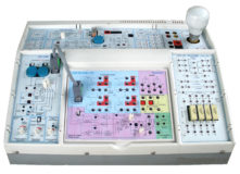 POWER ELECTRONICS TRAINER MODEL ETR 038