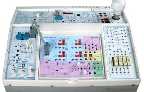 POWER ELECTRONICS TRAINER MODEL ETR 038