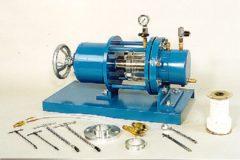 Pump Packing/Mechanical Sealing Demonstrator Model MT 006