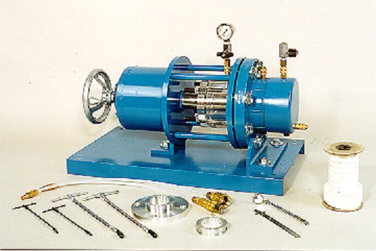 Pump Packing/Mechanical Sealing Demonstrator Model MT 006