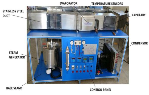 HVAC Air-Conditioning & Ducting Trainer MODEL RAC-004