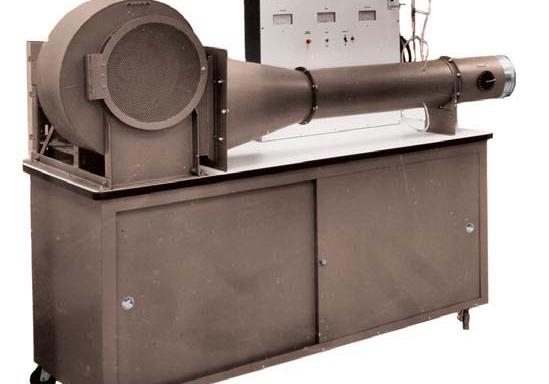 Ventilation Systems Trainer Model RAC 030