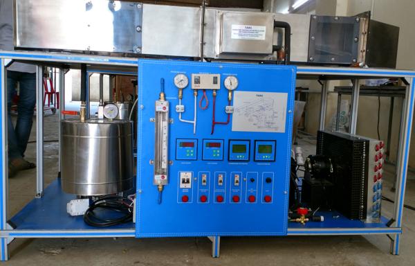 Air Conditioning & Ventilation System Model RAC 077