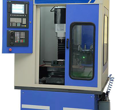 CNC Semi-Production Mill Trainer Model CNC 009