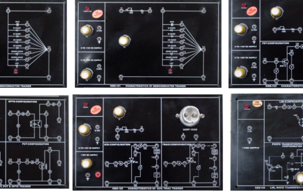 Characteristics of Semiconductors MODEL ETR 039 SERIES