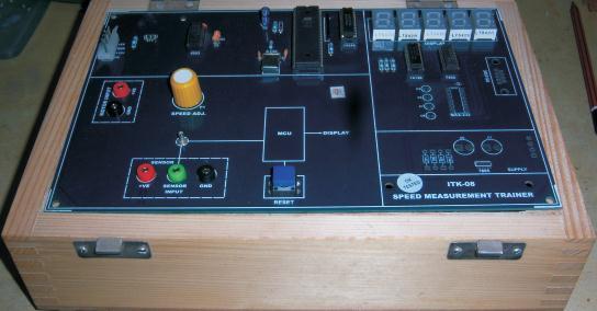 Speed Measurement Model PCT 049