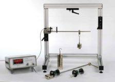 Strain Gauge Training System Model MT 015