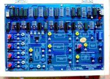 PAM/PWM/PPM Modulation/Demodulation Kit TCM 001-02