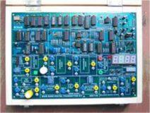 BASE BAND DIGITAL TRANSMISSION TRAINER TCM 002 – 04