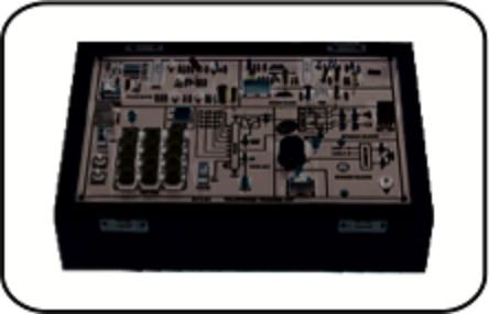 Telephony Trainer Model ETR 040