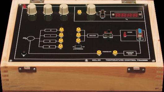 Temperature Controller Trainer Model PCT 057