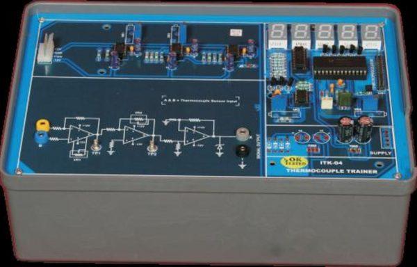 Temperature Measurement Trainer Model PCT 059 using Thermocouple