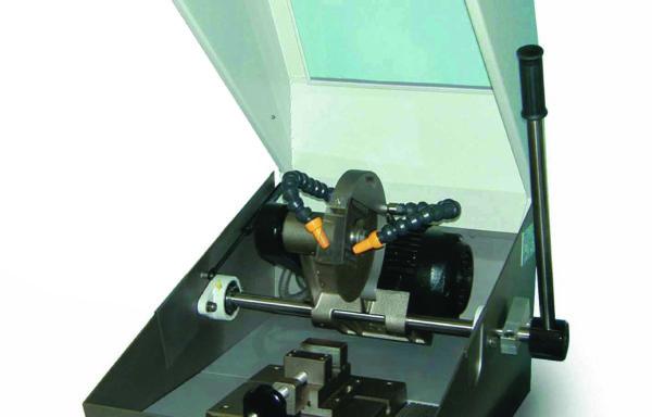 Laboratory Core Trimmer and Cut-Off Machine
