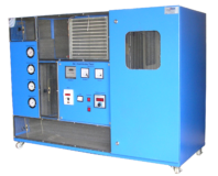 Vapor Compression Refrigeration Air-Conditioning Trainer Model RAC 022
