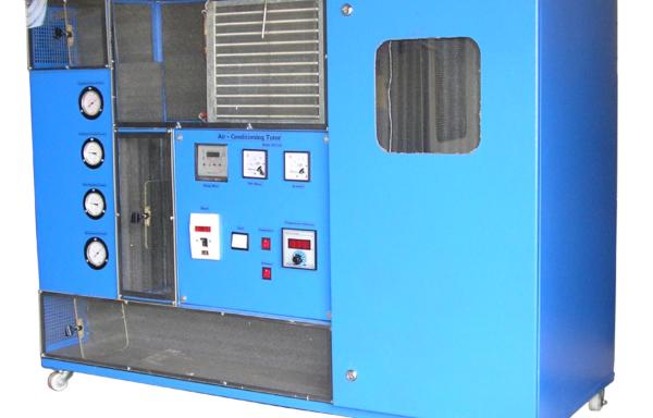 Vapor Compression Refrigeration Air-Conditioning Trainer Model RAC 022