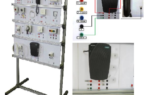 Telephone/Video Interphone System Trainer Model ETR 042