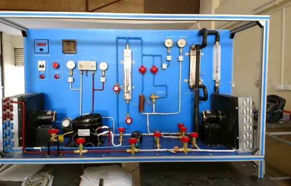 Water Chiller Trainer Model RAC 090
