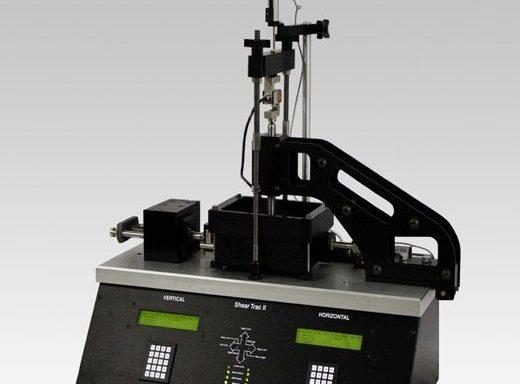 FULLY-AUTOMATED CYCLIC SIMPLE SHEAR SYSTEM ShearTrac II-DSS CY