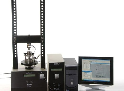 FULLY-AUTOMATED CONSTANT RATE of STRAIN CONSOLIDATION SYSTEM LoadTrac II, FlowTrac II