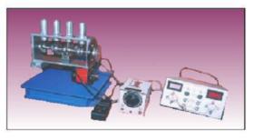 Balance of Reciprocating Masses Machine Model MT 065