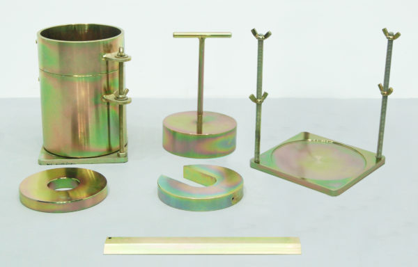 CBR Mould and Accessories ASTM