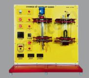 Change of State of Gases Apparatus Model TH-102