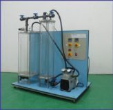 Expansion of Ideal Gasses Apparatus Model TH 172