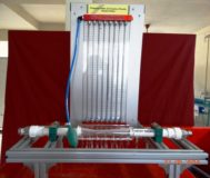 Fluid Mechanics: Pressure Distribution in Venturi Nozzle MODEL FM 26