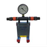 Depression Measurement using Vacuum Pressure Gauge Model FM 37
