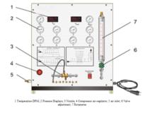 Nozzles Performance Study Apparatus MODEL FM 51