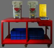 Flow of Bulk Solids from Silos Apparatus Model FM 120