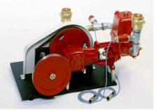 Reciprocating Pump Apparatus Model FM 90