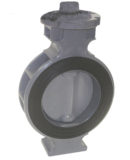 Butterfly Valve (Cut Section) Model FMCS-BV
