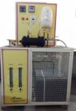 Double Pipe Heat Exchanger Trainer Model TH 121