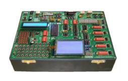 MICROCONTROLLER DEVELOPMENT BOARD MODEL ES-21