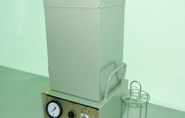 High Pressure Cement Autoclave SCTCM-0020