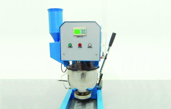 Automatic Programmable Mortar Mixer SCTCM-0885, SCTCM-0876 & SCTCM-0878