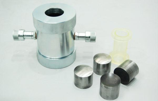 Hoek Triaxial SCTR-0555, SCTR-0556, SCTR-0557, SCTR-0558, SCTR-0560 & SCTR-0561