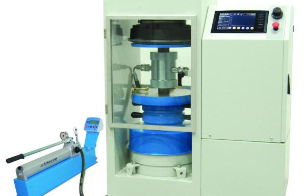 Manual Uniaxial &Triaxial Testing Machine SCTR-0552, SCTC-4231, SCTR-0555, SCTR-0557, SCTR-0560, SCTR-0568, SCTGE-3800 & SCTC-0210