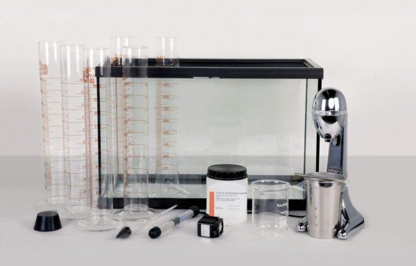 Hydrometer Test Set SCTS-0270, SCTS-0272, SCTS-0273, SCTS-0274, SCTS-0275, SCTS-0276, SCTGC-0900