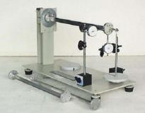 Unsymmetrical Bending & Shear Centre Apparatus Model MT 075