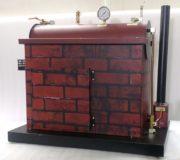 Water Tube Boiler Model THC 013