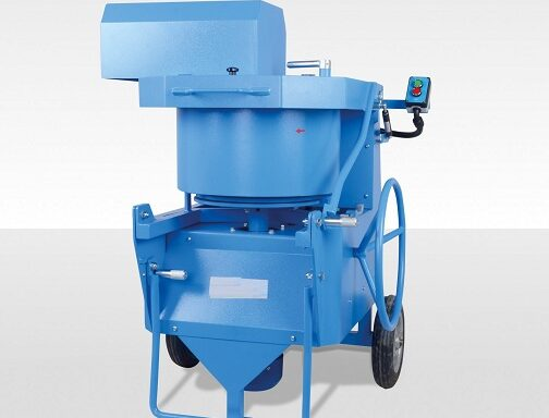 Concrete Mixer with Double Rotation SCTC-0742