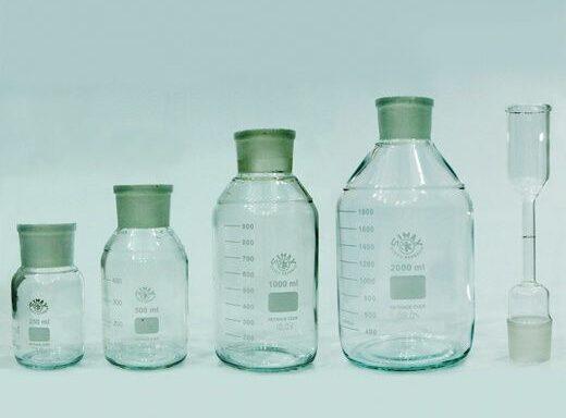 Pyknometers (Bottle Type) SCTGG-1500, SCTGG-1505, SCTGG-1510, SCTGG-1515, SCTGG-1520, SCTGG-1525 & SCTGG-1530