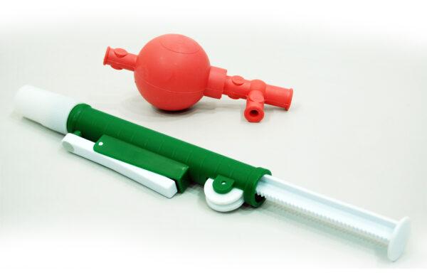 Hand Pump , Burette ,Glass Funnel SCTGG-2485, SCTGG-2590, SCTGG-2525, SCTGG-2550, SCTGG-2580, SCTGG-2585 &  SCTGG-2590