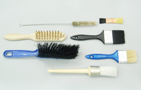 Brushes SCTGH-1520, SCTGH-1525, SCTGH-1530 & SCTGH-1535